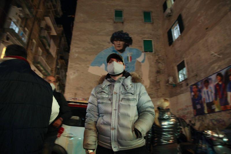 Naples et Maradona, une histoire d'amour et de passion