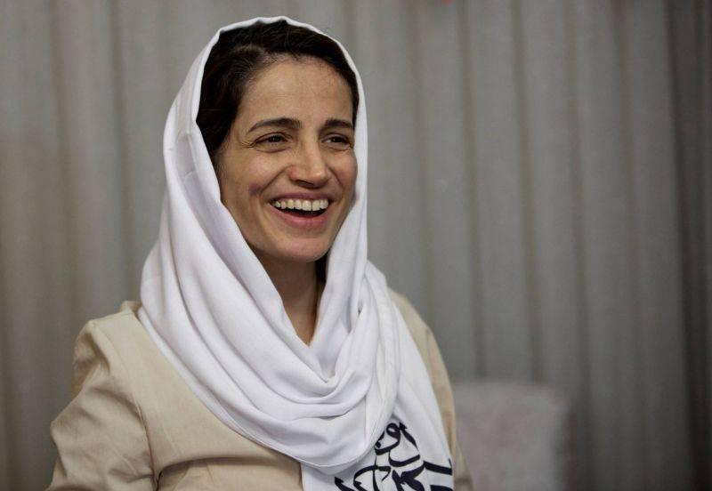 L'avocate Nasrin Sotoudeh retourne en prison