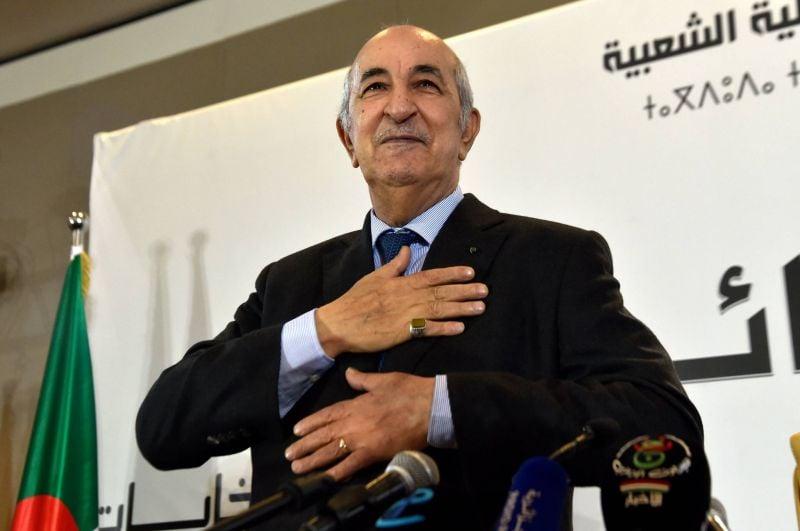 Le président Tebboune annonce son retour en Algérie