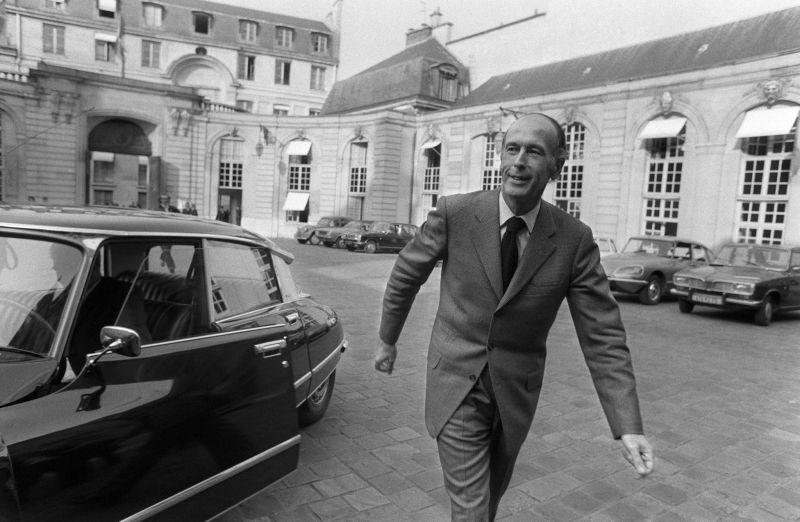 Valéry Giscard d'Estaing, le jeune président qui voulait moderniser la France