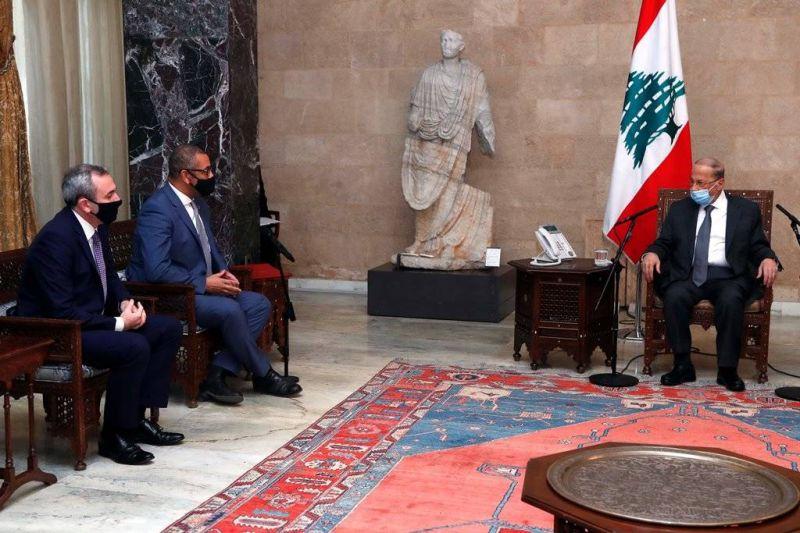 Aoun : La conférence de Paris prouve encore une fois l'intérêt de la communauté internationale pour le Liban