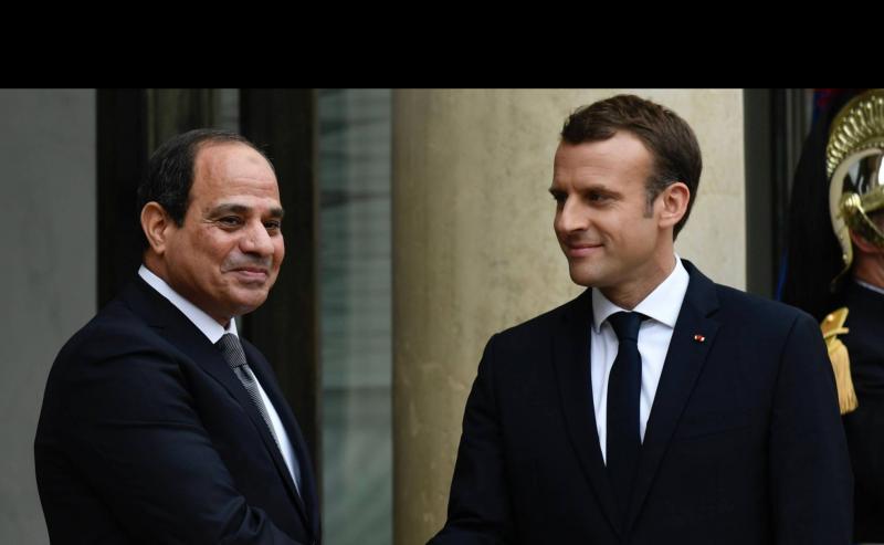 Sissi-Macron: la realpolitik au détriment des droits de l'homme