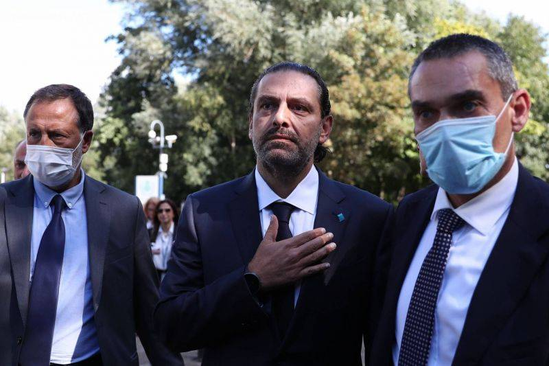 La perpétuité pour Salim Ayache, Saad Hariri appelle à exécuter la sentence