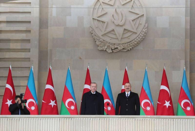 Nagorny Karabakh   Moscou dénonce une violation du cessez-le-feu
