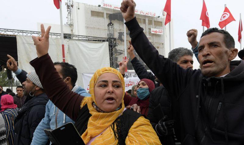 En Tunisie, la crise économique a rattrapé la révolution