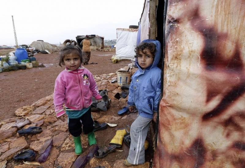 Au Liban, neuf réfugiés syriens sur dix vivent dans l'extrême pauvreté