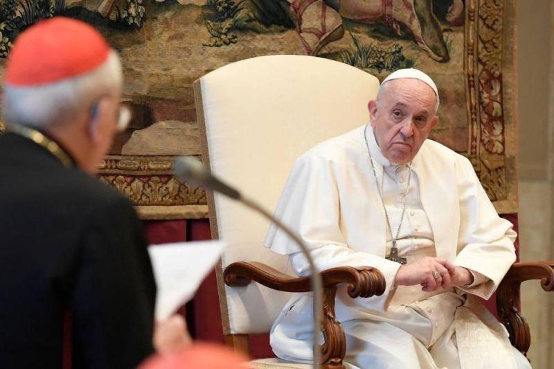 Le message de Noël du pape François — Vatican