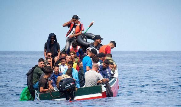Quatre enfants migrants périssent au large de la Libye