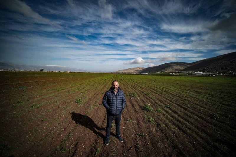 Au Liban, les agriculteurs pris dans la tourmente de la crise