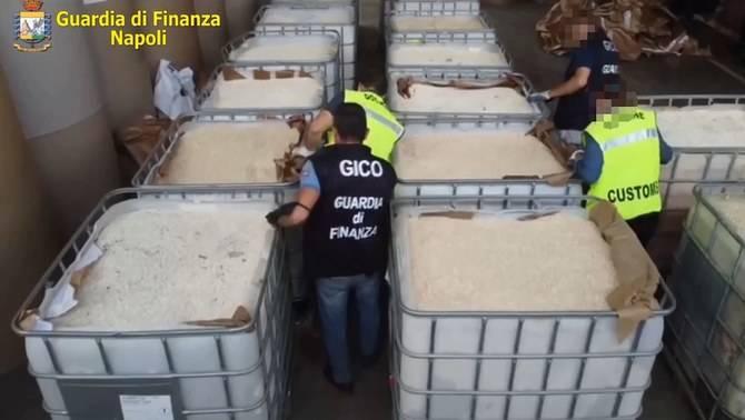 Quinze tonnes de Captagon saisies en juillet en Italie liées au Hezbollah