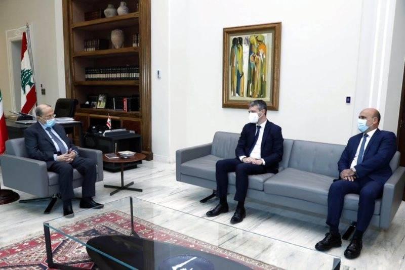 L'initiative française est toujours en place, affirme le Groupe d'amitié parlementaire franco-libanais chez Aoun