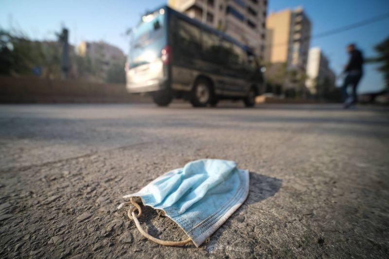 A la veille d'un nouveau confinement, le Liban dépasse les 4.000 nouveaux cas quotidiens