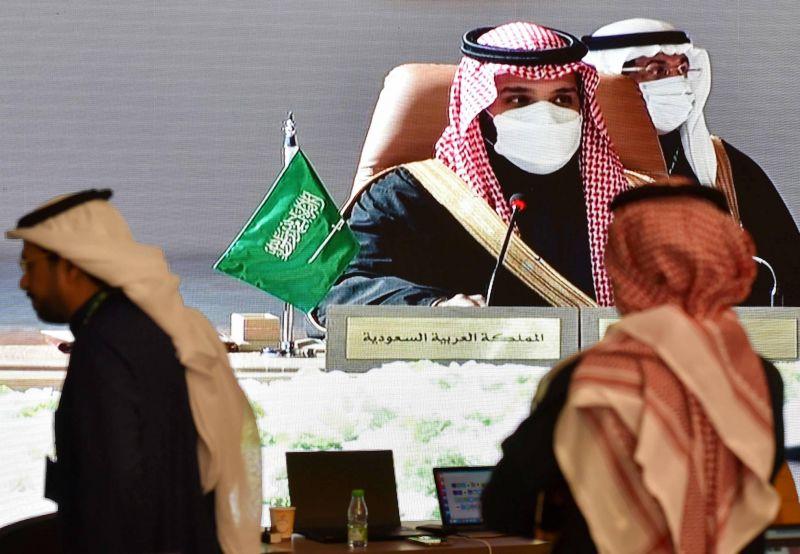 En Arabie saoudite, des procès d'opposants tous azimuts avant l'ère Biden