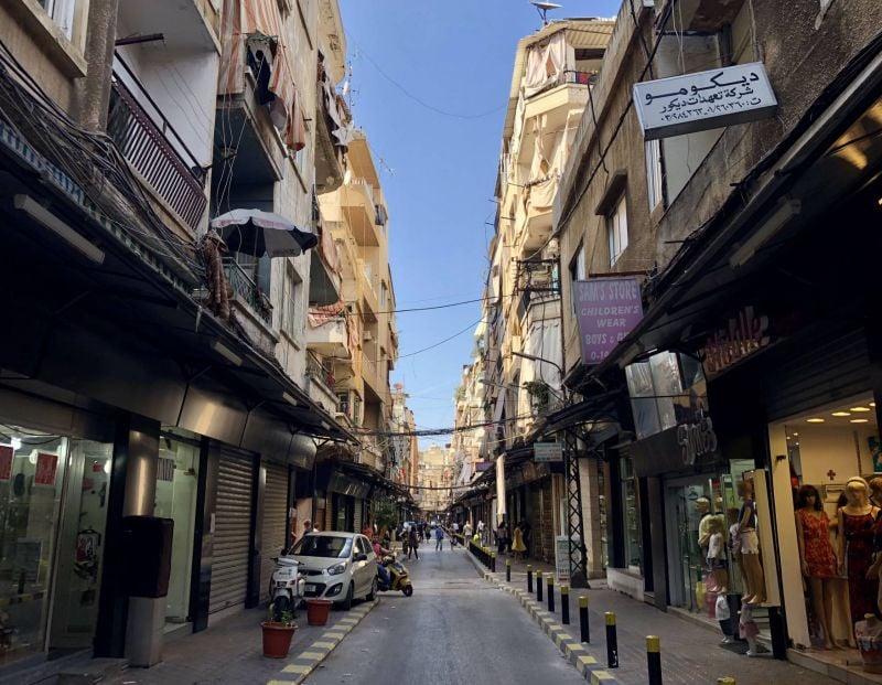 Le PIB libanais a fondu de 25,9%, selon un panel d'économistes