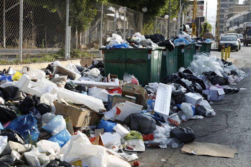 Nouvelle minicrise de déchets, nouvelle solution temporaire