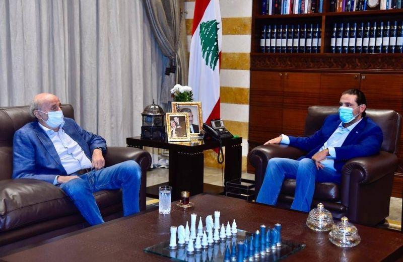 Contre le Hezbollah et l'Iran, Joumblatt passe à la vitesse supérieure