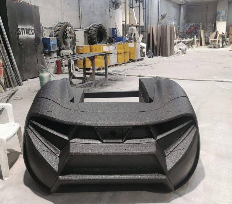 Ouverture annoncée d'une usine d'assemblage de voitures électriques au Liban