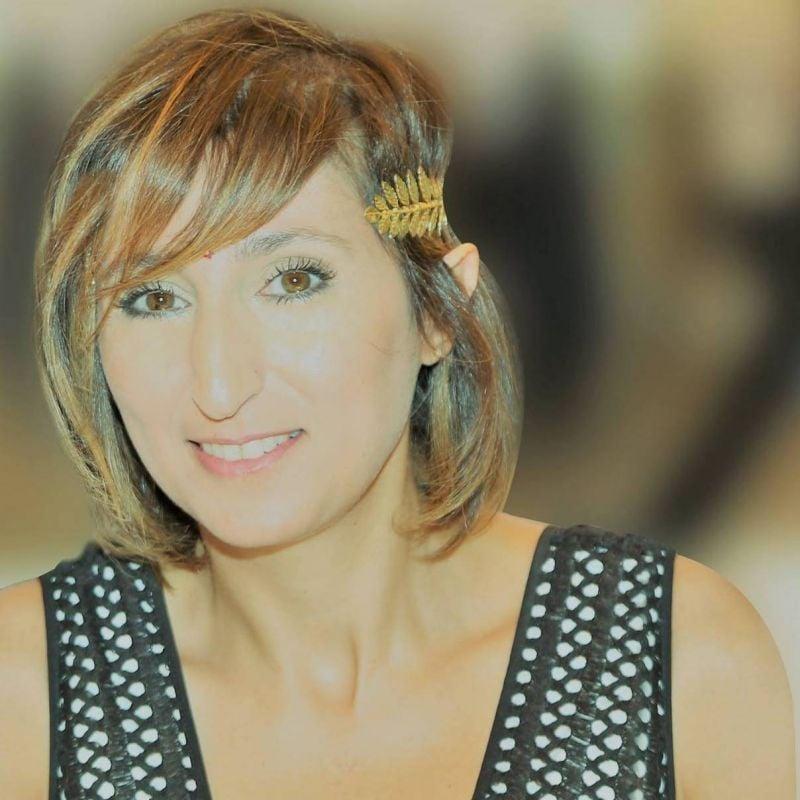 Cet été 2006, quand Nadine Abou Zaki est entrée dans «La chambre d'Alberto»...