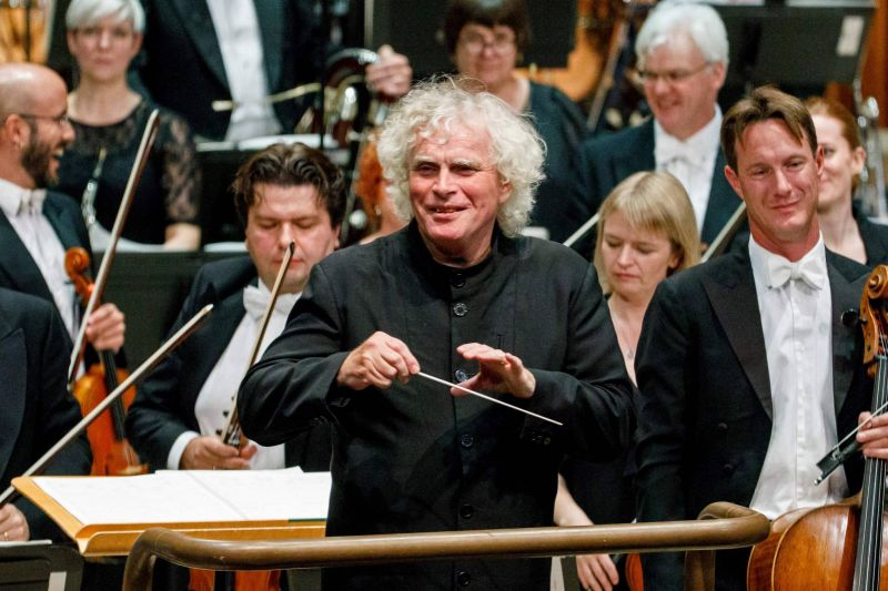 Le Brexit de sir Simon Rattle