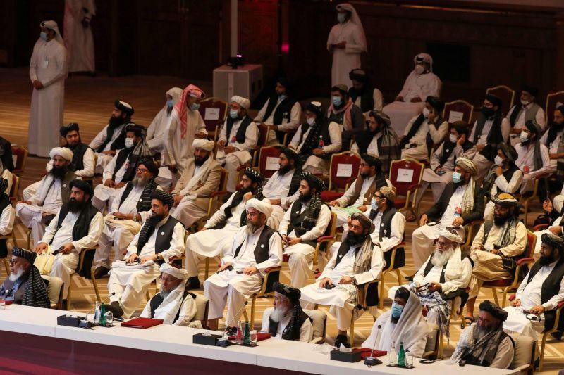 A Doha, les négociateurs afghans accusent les talibans de vouloir retarder les pourparlers