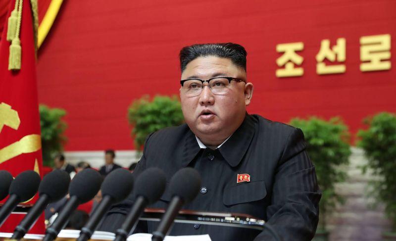 La promesse militaire de Kim Jong-Un — Corée du nord