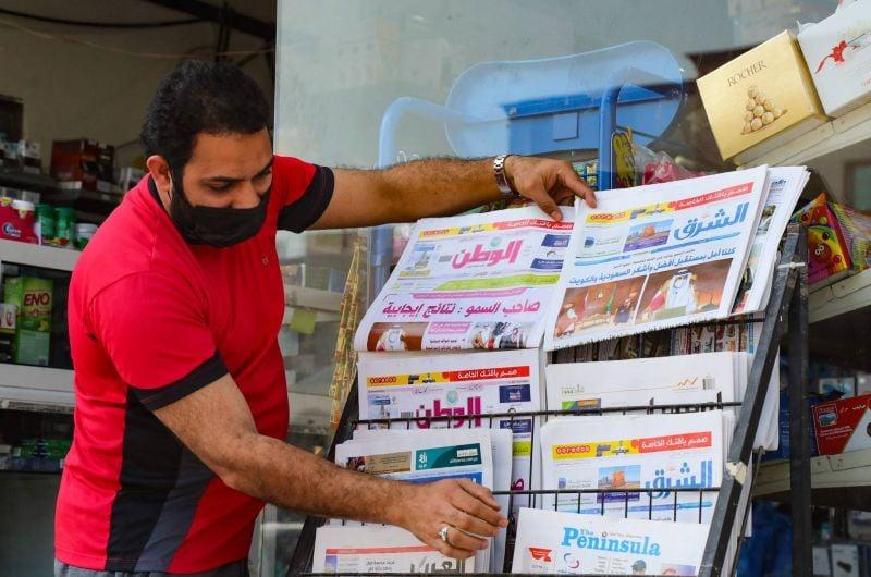 Avec la fin de la crise du Golfe, la joie mêlée d'amertume au Qatar