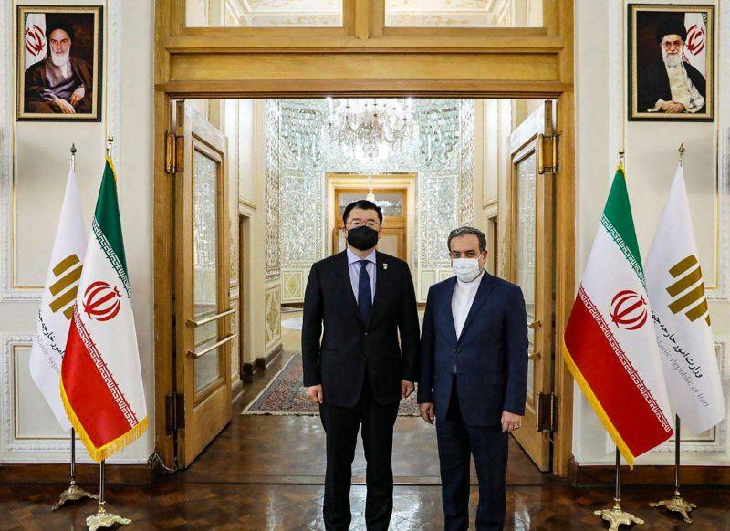 L'Iran appelle à ne pas politiser la saisie du navire sud-coréen