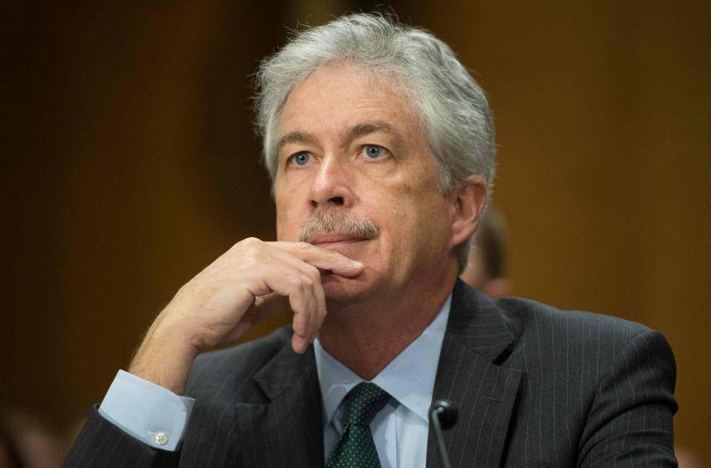 William Burns nouveau patron de la CIA