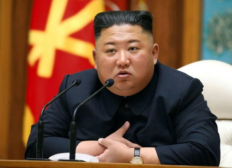 Kim Jong-un reconnaît des