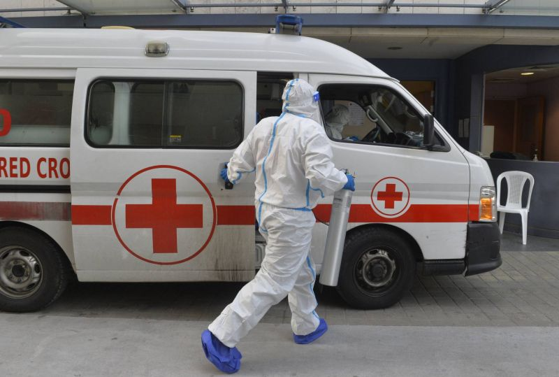 Officials are imposing a strict new lockdown as COVID-19 pushes Lebanon's hospitals to the brink