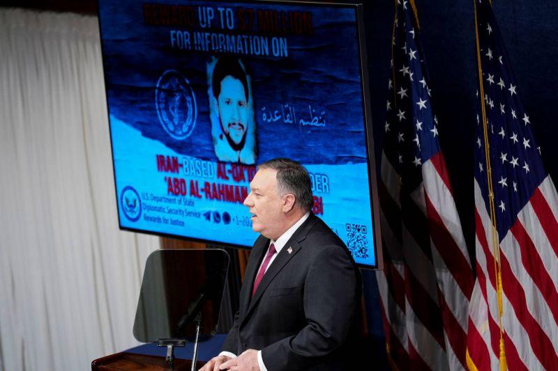 Mike Pompeo accuse l'Iran d'être la