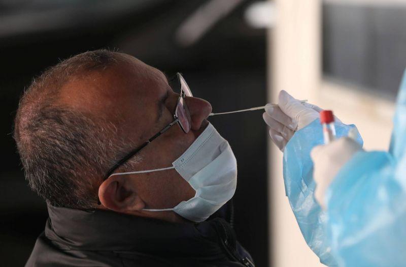 Trente-deux décès et 4.557 nouvelles contaminations en 24 heures