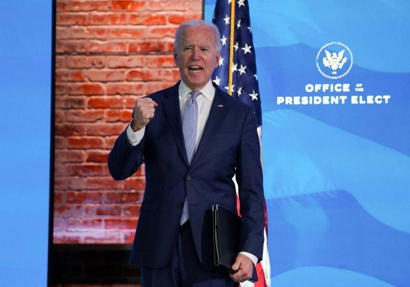 Le Congrès valide la victoire de Biden à la présidentielle