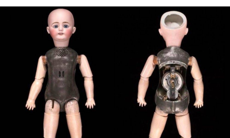 La poupée qui a dit non à Thomas Edison