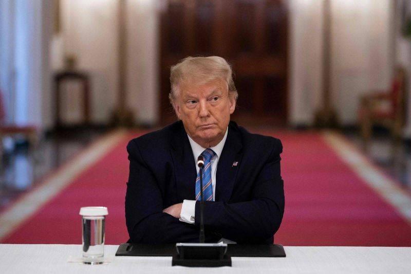 Trump risque une deuxième procédure de destitution infamante - L'Orient-Le  Jour