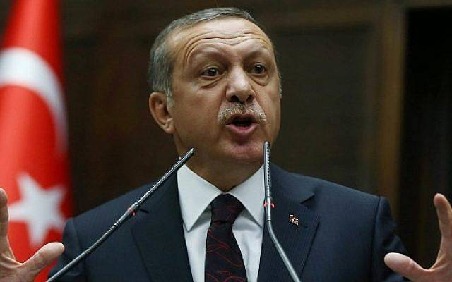 Erdogan espère un retour d'Ankara dans le programme des F-35 sous Biden