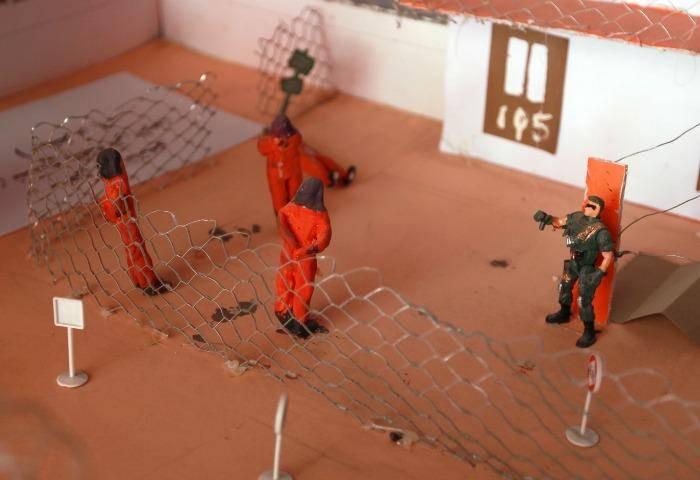 Non-lieu définitif dans l'enquête française sur les tortures à Guantanamo