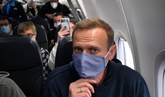 Navalny n'a pas accès à ses avocats depuis son arrestation