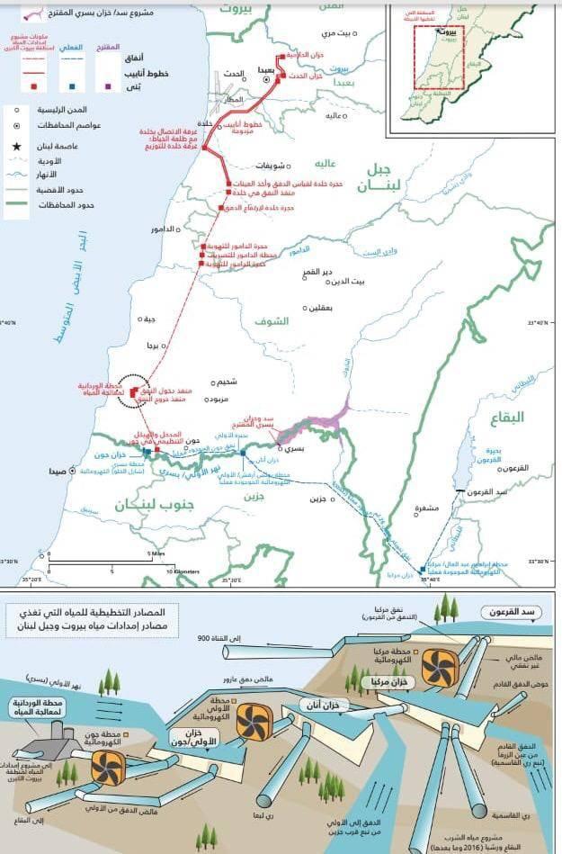 Appel d'offres pour le tunnel du Awwali:un timing qui pose question