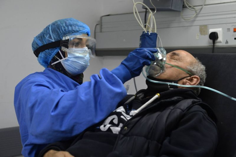 Machines à oxygène: le spectre de la pénurie dans un Liban à bout de souffle