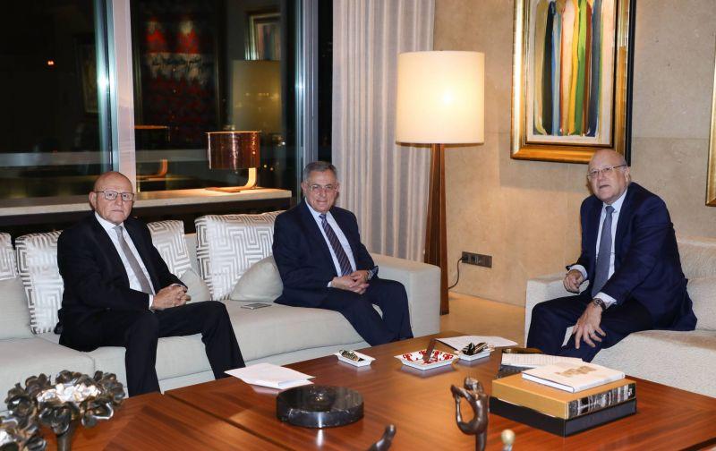 Front anti-Aoun: une première réunion discrète pour lancer l'offensive