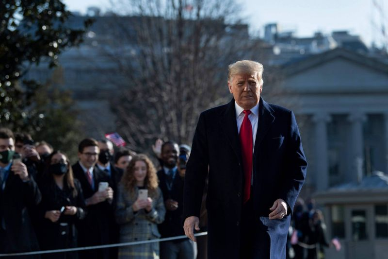 La procédure de destitution: une arme rare, sauf contre Trump