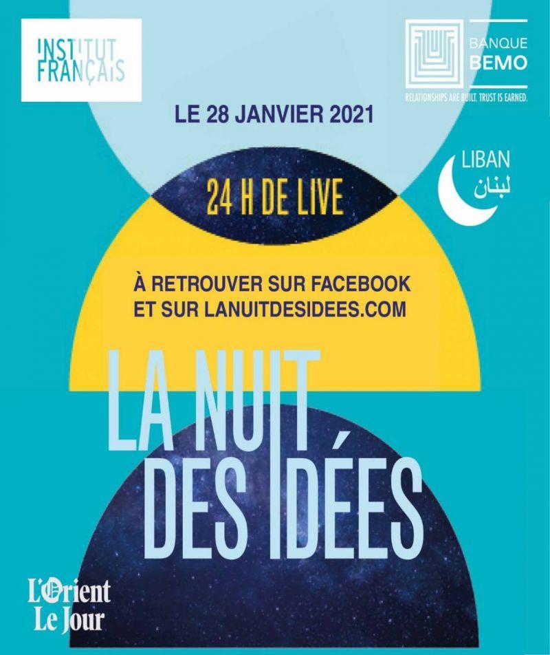 Le 28 janvier, La Nuit des idées la plus longue, pour se sentir «proches»