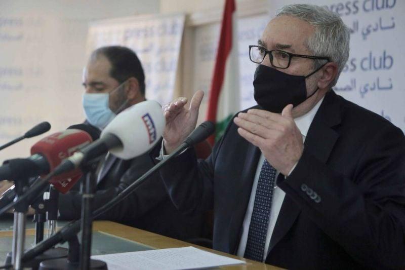 Eddy Abillama dénonce  «les décharges de la corruption»