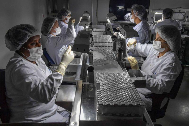Le point sur la pandémie (afp) — Coronavirus