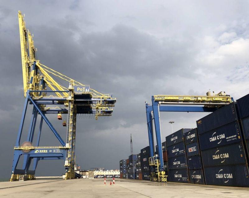 CMA CGM va intégrer le port de Tripoli dans deux de ses lignes maritimes