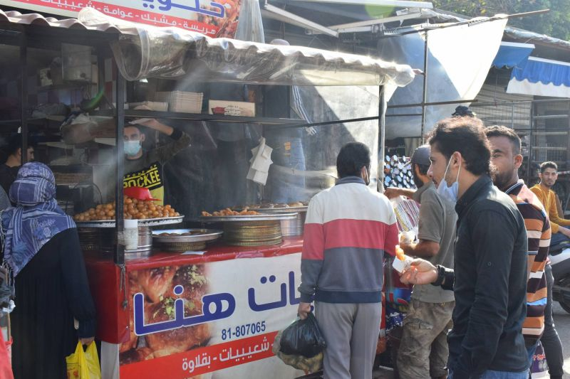 Face au Covid-19, la double peine des réfugiés palestiniens
