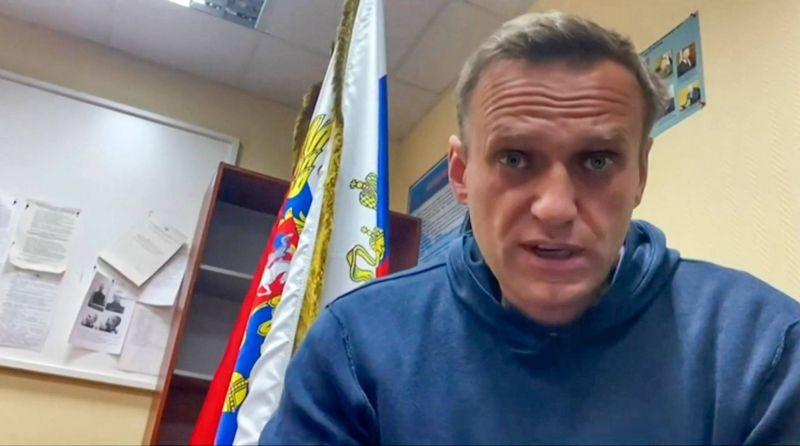 Incarcéré, Navalny appelle ses partisans à «sortir dans la rue» contre le pouvoir