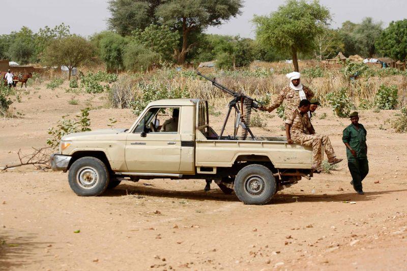 Au moins 130 morts en trois jours de violences au Darfour