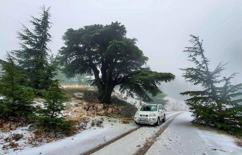 Au Liban, la tempête atteindra son paroxysme cet après-midi